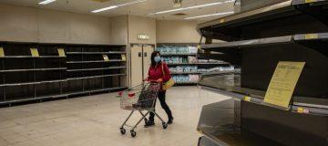 Concern In Hong Kong As The Wuhan Coronavirus Spreads