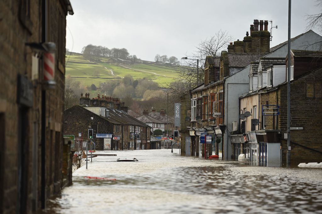 Storm Dennis could cause worse flooding than Storm Ciara
