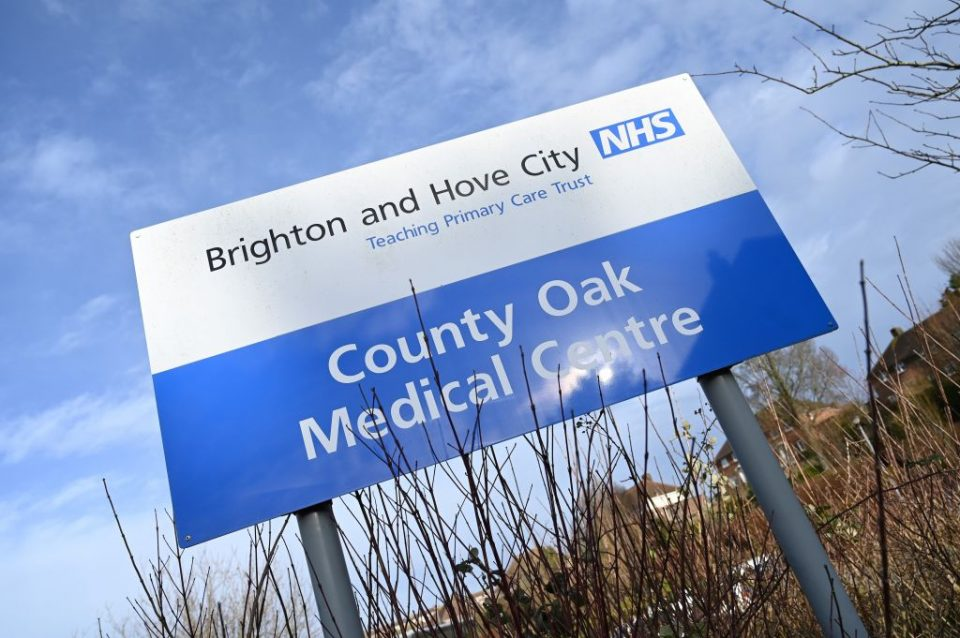 "The County Oak Medical Centre in Brighton has closed for an ""urgent operational health and safety reason"", following reports a member of staff was infected with coronavirus"