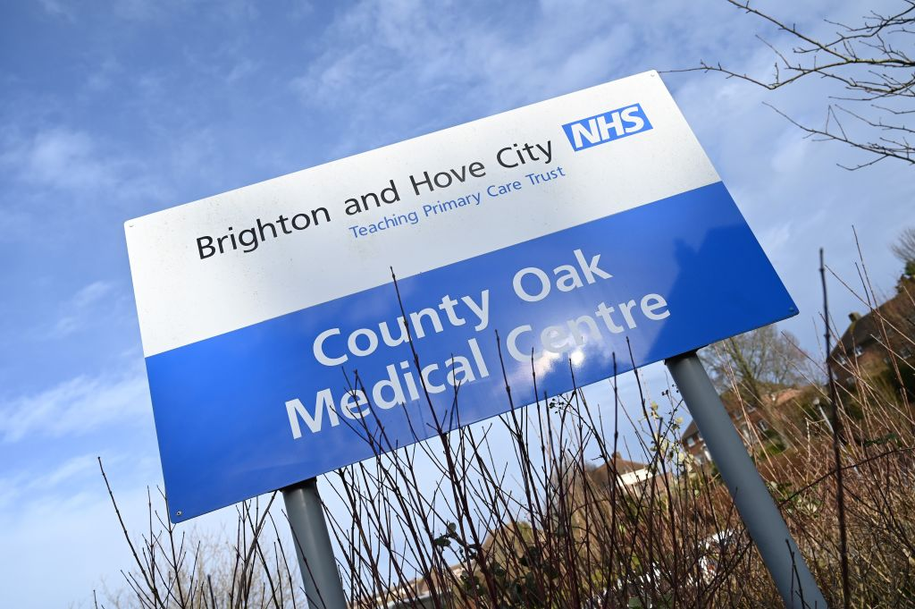 """The County Oak Medical Centre in Brighton has closed for an """"urgent operational health and safety reason"""", following reports a member of staff was infected with coronavirus"""