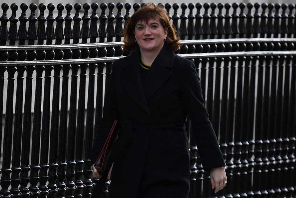 A beefed-up Ofcom will be responsible for tackling social media firms over harmful content online, culture secretary Nicky Morgan will announce today.