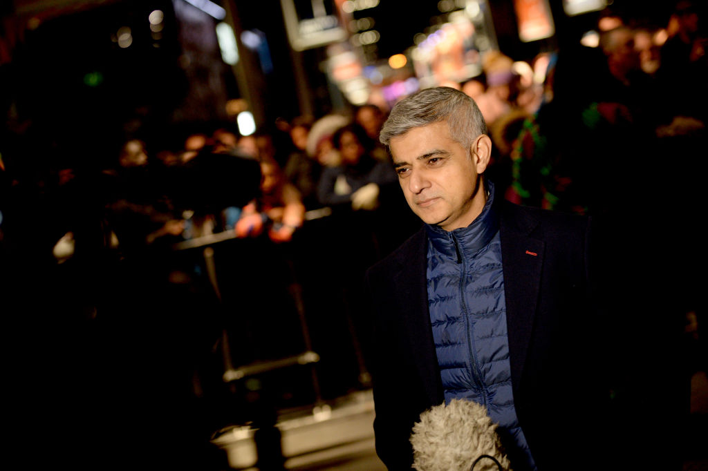 Sadiq Khan launches £50m 'green new deal' fund in pitch to Green voters