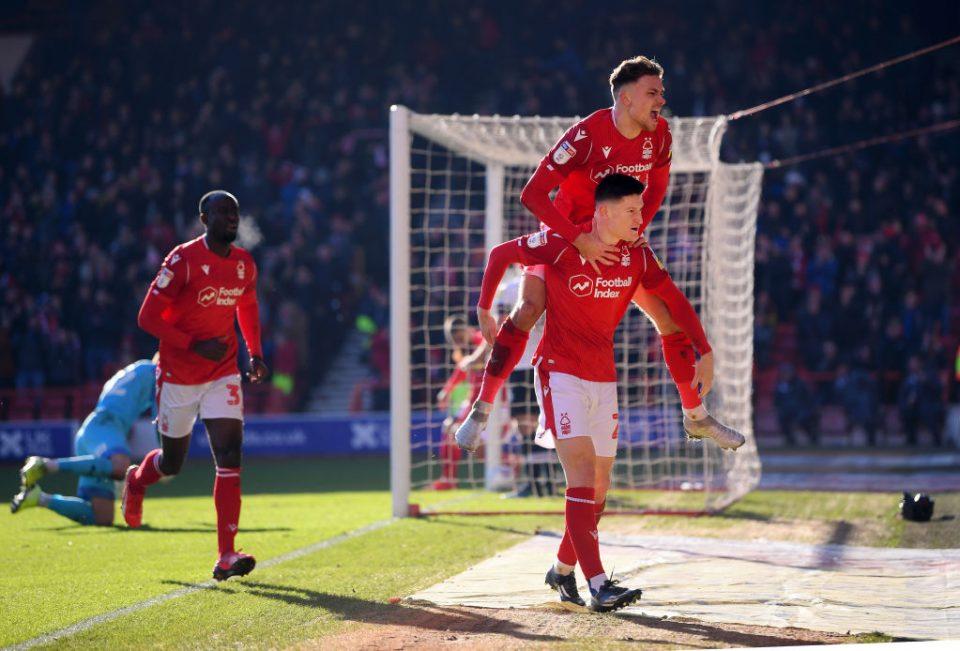 Nottingham Forest v Luton Town - Sky Bet Championship