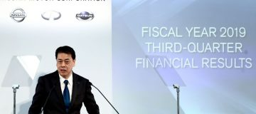 JAPAN-NISSAN-AUTOMOBILE-EARNINGS