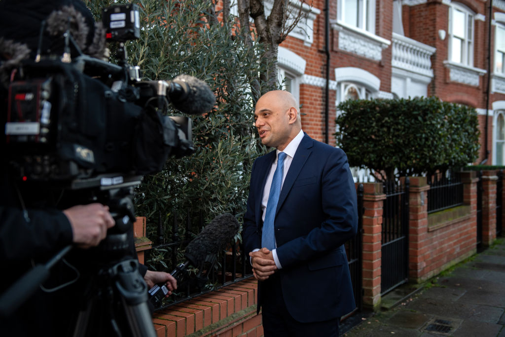 Sajid Javid Resigns As Chancellor Of The Exchequer