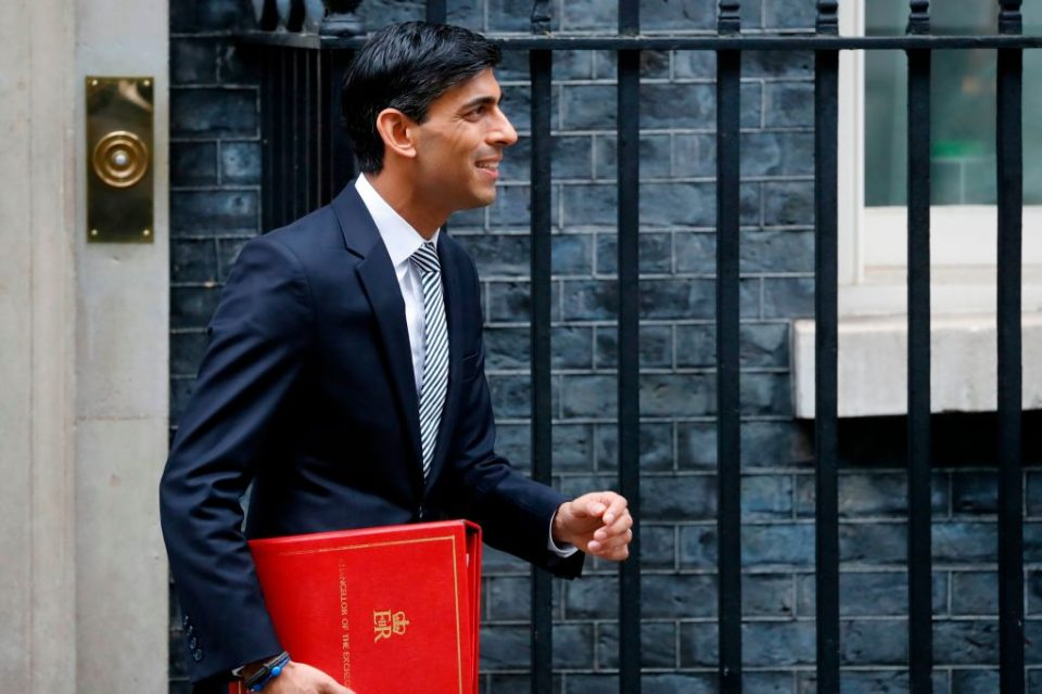 Rishi Sunak has been in the spotlight over the private sector rollout of IR35