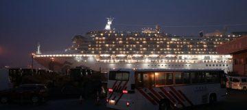 Diamond Princess cruise coronavirus