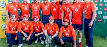 England flex their muscles for the T20 World Cup in South Africa series win