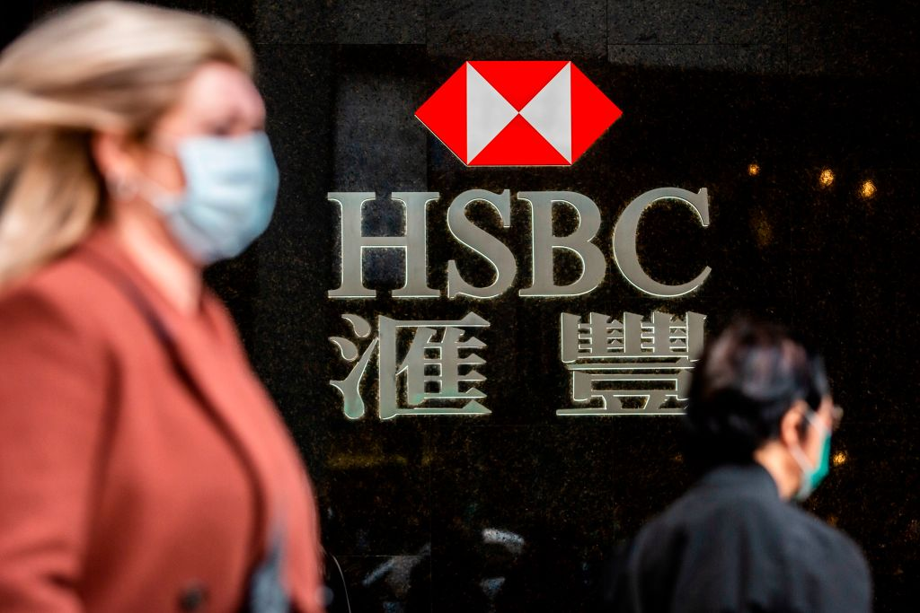 HSBC said the coronavirus outbreak has hit staff and customers and could impact revenue