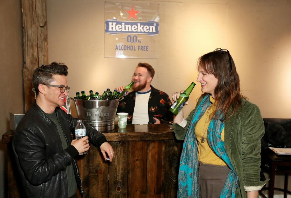 Heineken At TheWrap Studio At Sundance Film Festival – Day 3