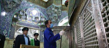 Iranian deputy health minister tests positive for coronavirus