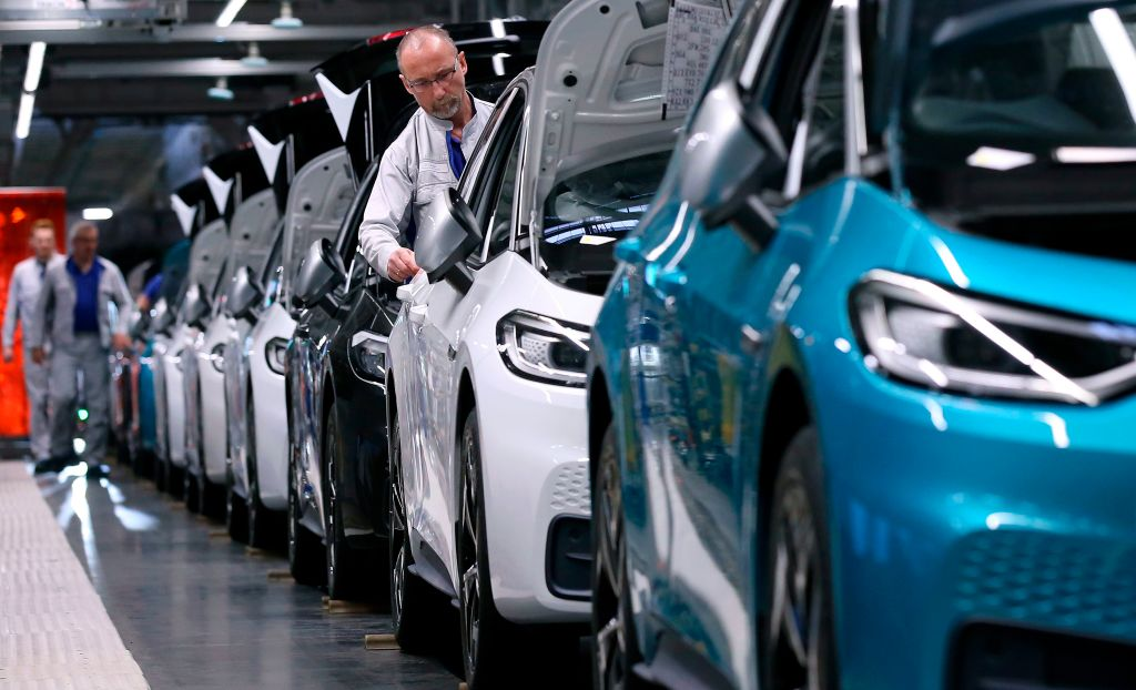 Moody's has lowered its forecast for global car sales for 2020 as the continued coronavirus outbreak reduces demand and disrupts automotive supply chains around the world.