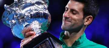 Djokovic's Australian Open win sees him inch closer to Federer's record