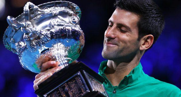 Djokovic's Australian Open win sees him inch closer to Federer's record