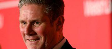 Labour Leadership Hustings Held In Cardiff