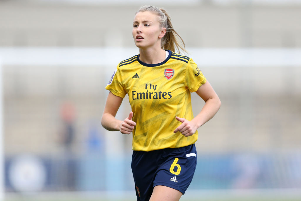 Leah Williamson interview: England and Arsenal defender on the fortunate timing of her career, studying accountancy and her Olympic dream - CityAM