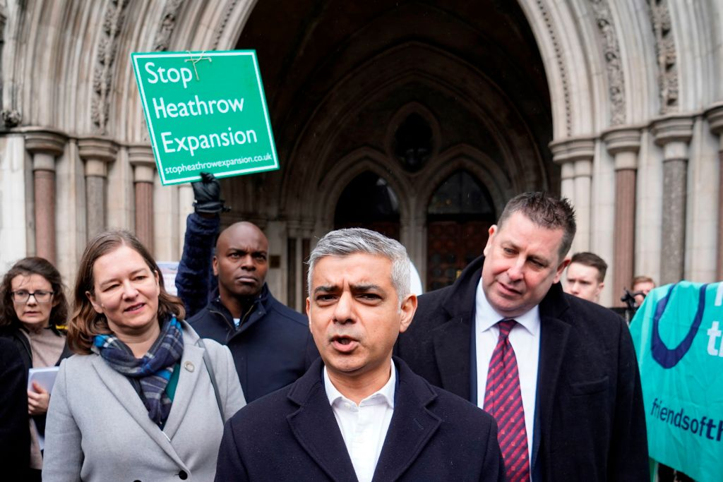 Climate groups reacted joyously this morning after the Court of Appeal upheld their challenge to the planned third runway expansion of Heathrow Airport.