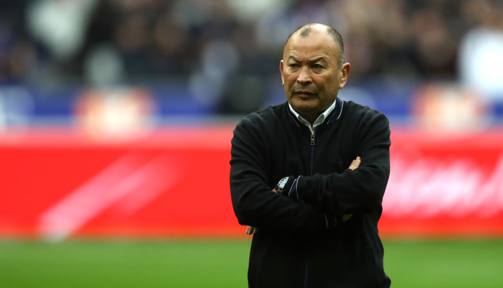 Eddie Jones will be under the spotlight on return to Murrayfield