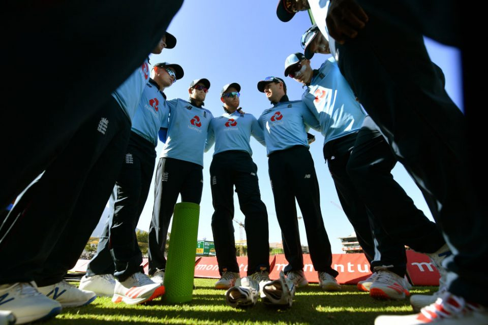 South Africa v England - 1st ODI