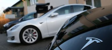 Tesla Holds Info Event For Local Citizenry Ahead Of Construction Begin Of New Gigafactory