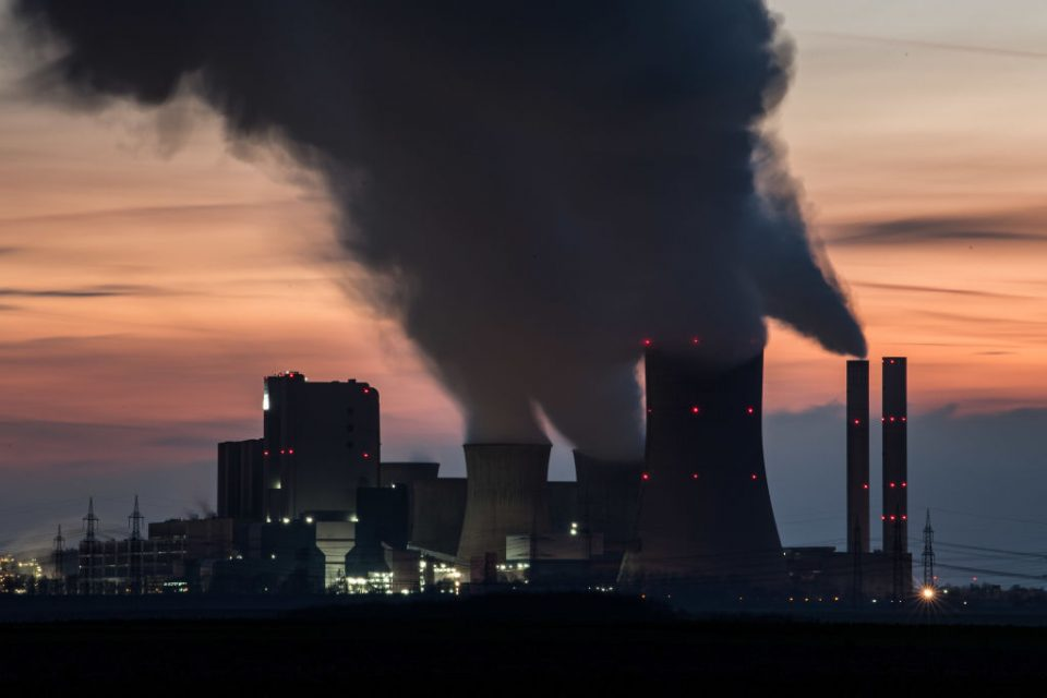 """Global emissions related to energy production stopped growing in 2019, raising hopes that a """"definitive peak"""" in total greenhouse gas emissions may have been reached."""