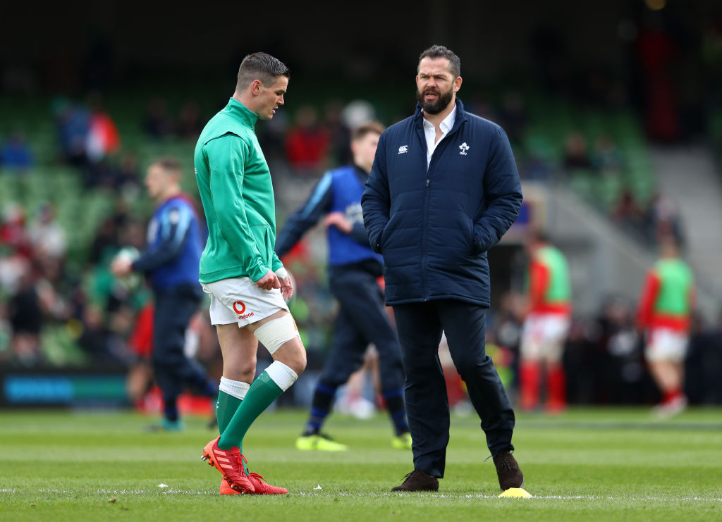 Ireland v Wales - Guinness Six Nations