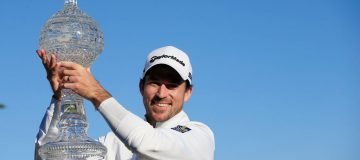 Why a golfer's second win is so important