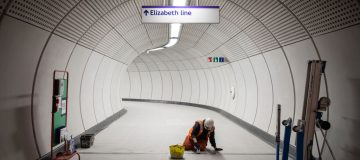 Crossrail reviews safety procedures after a string of 'near misses'