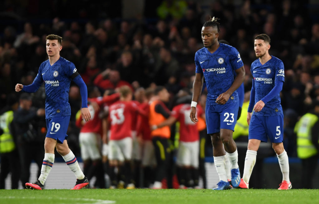 Chelsea 0-2 Manchester United: Blues can't hide behind VAR excuses after blunt performance in front of goal - CityAM