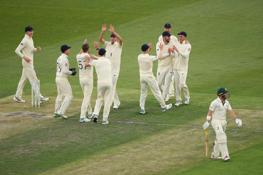 Australia A v England Lions