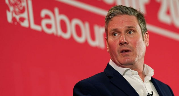 Keir Starmer is reminding Labour what winning looks like