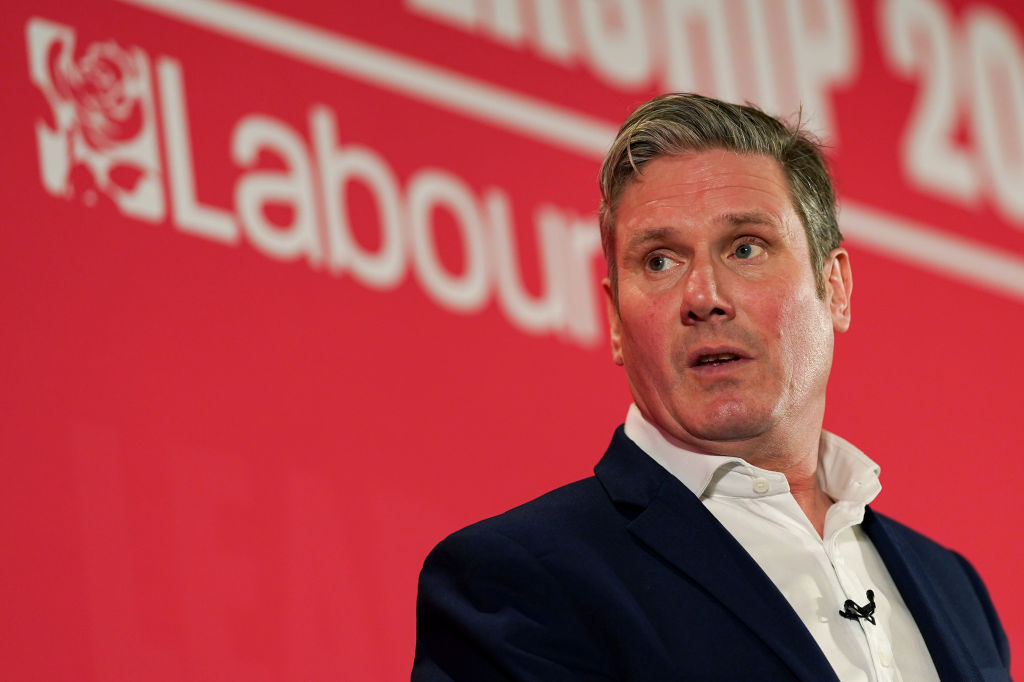 Keir Starmer is reminding Labour what winning looks like - CityAM
