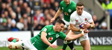 Sexton's struggles help England overpower Ireland at Twickenham