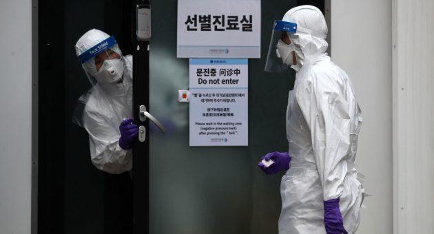 coronavirus fears sink ftse 100