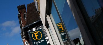 Estate Agent Foxtons Debuts On The Stock Market