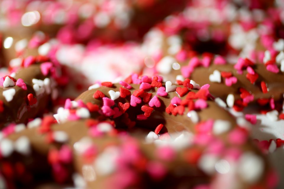 Showing your employees some appreciation is not just for Valentine's Day