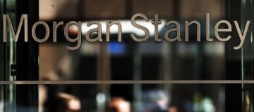 Morgan Stanley Reports 55 Percent Increase in Quarterly Profits