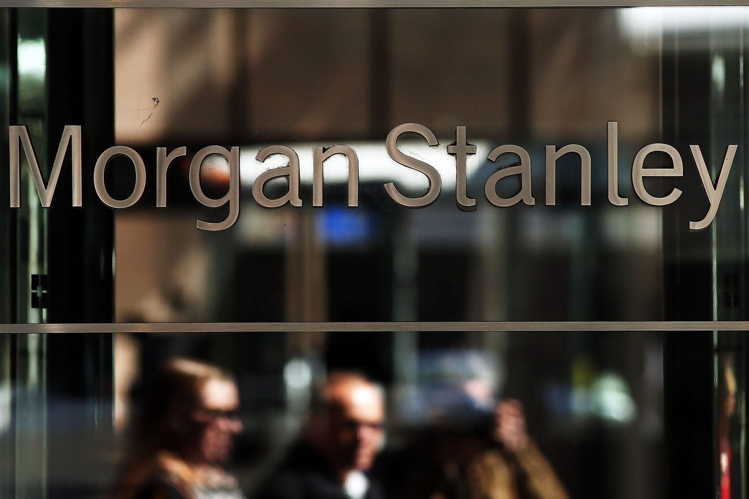 Morgan Stanley profit hit by coronavirus slowdown