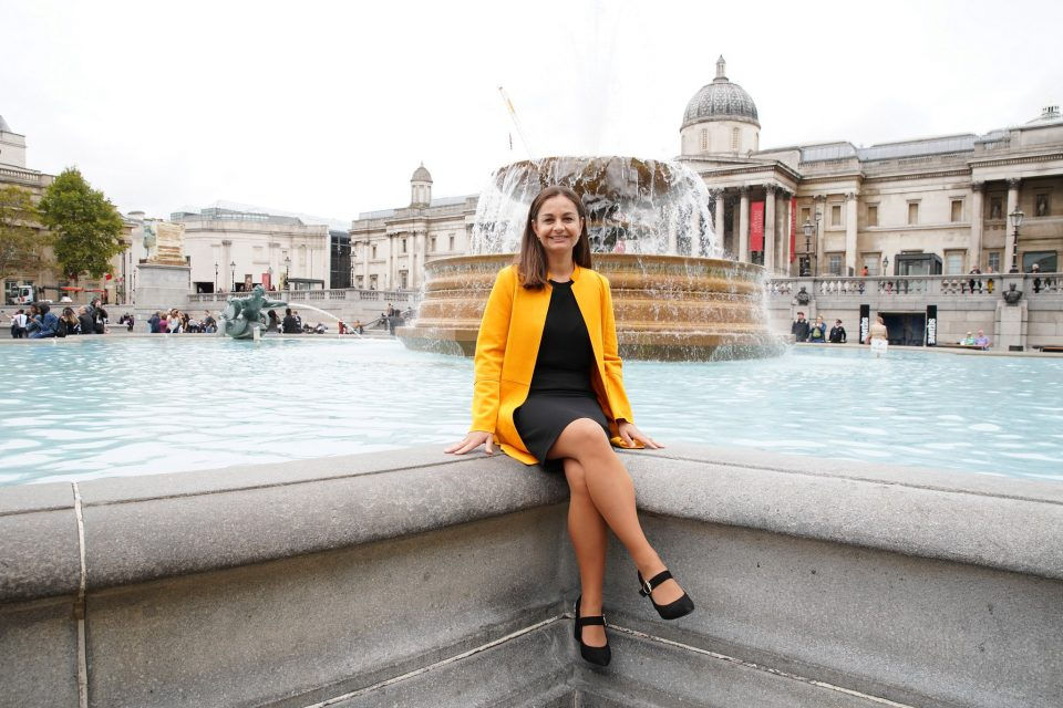 Mayoral candidate Siobhan Benita wants to 'Love London Better'