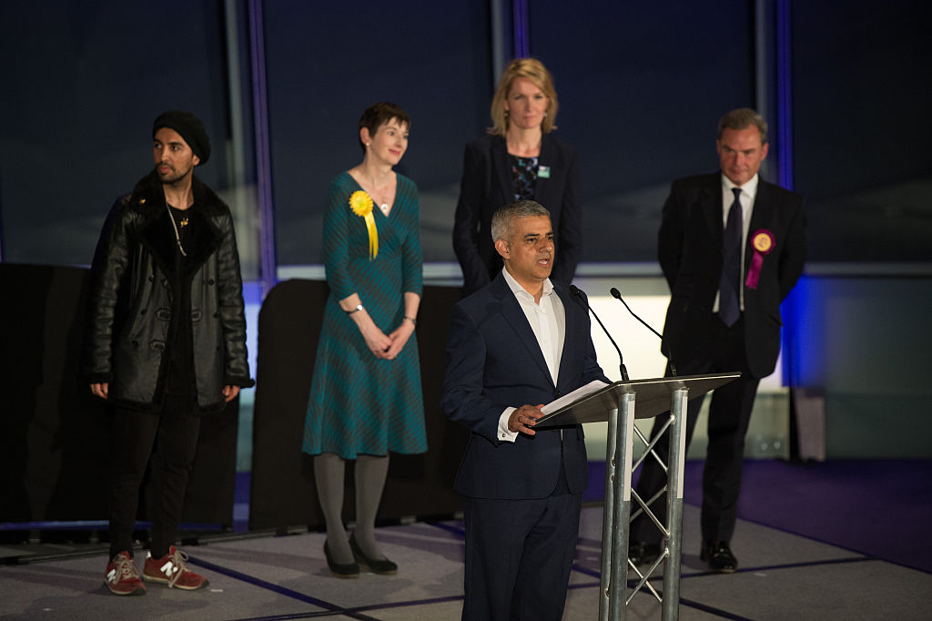 Mayor of London election candidates have £420,000 spending limit