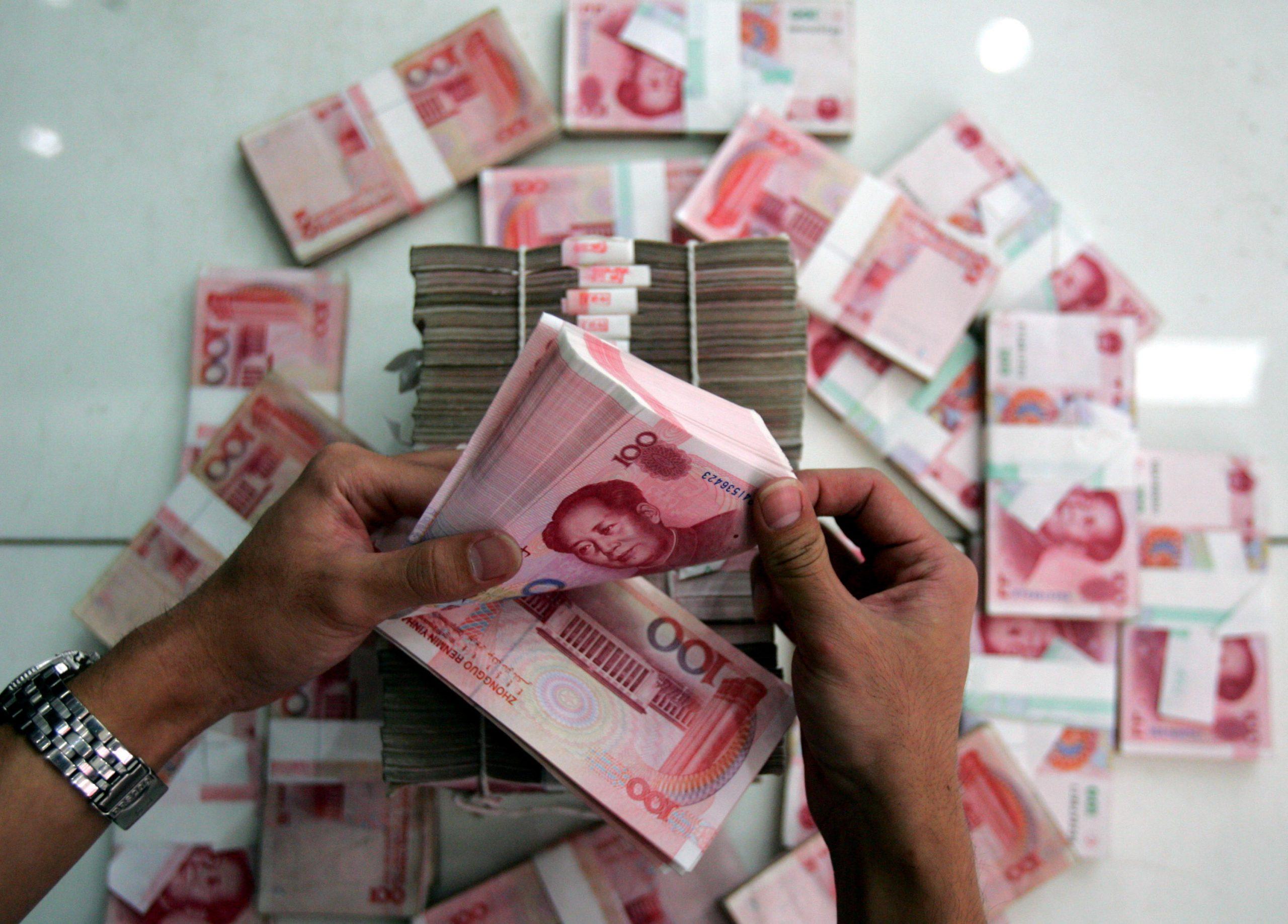 london renminbi