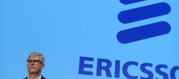 SWEDEN-ECONOMY-ERICSSON