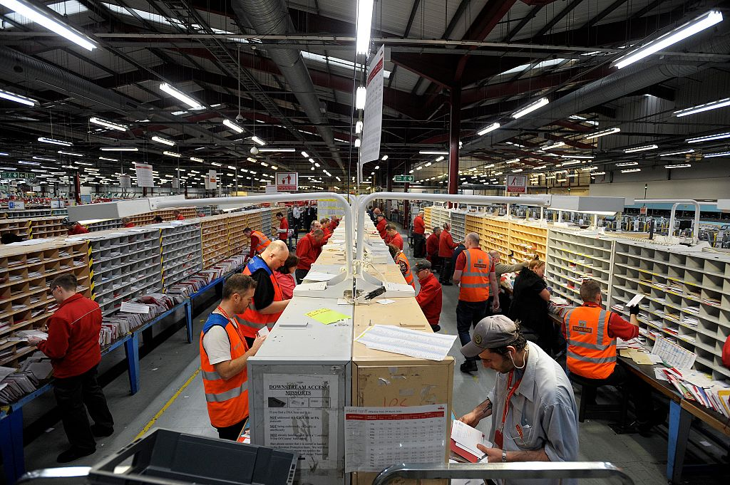 Royal Mail's workers are set for its first national strike in a decade as the postal service's largest union said it could call a stoppage as early 31 March