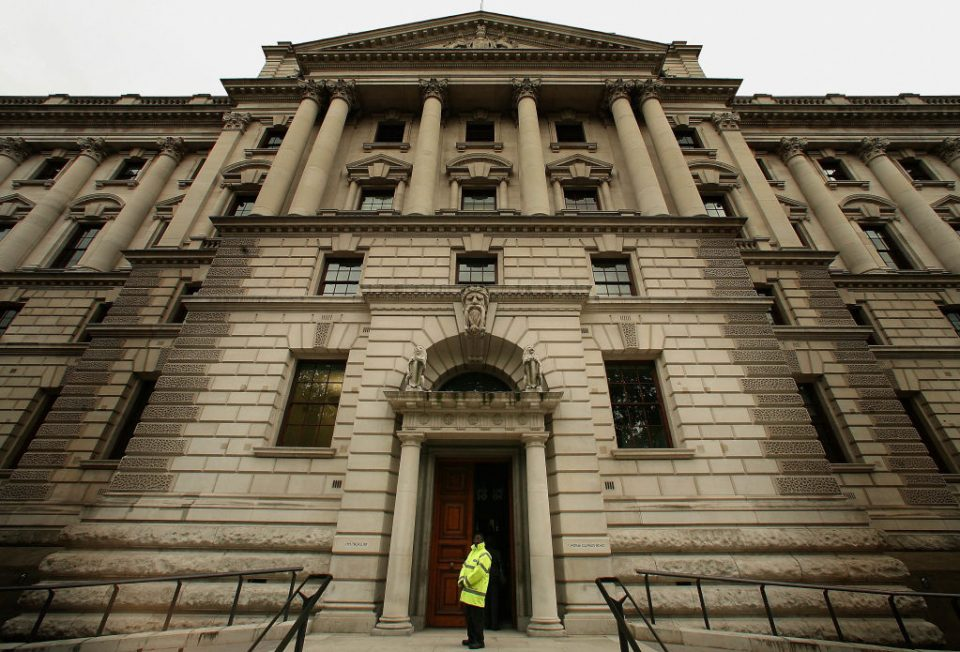 Government Bails Out UK Banks