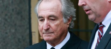 Bernie Madoff has served 10.5 years in prison after being convicted in 2009 of running a huge Ponzi scheme