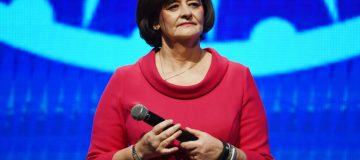 Cherie Blair talks about how she's helping women start their own businesses