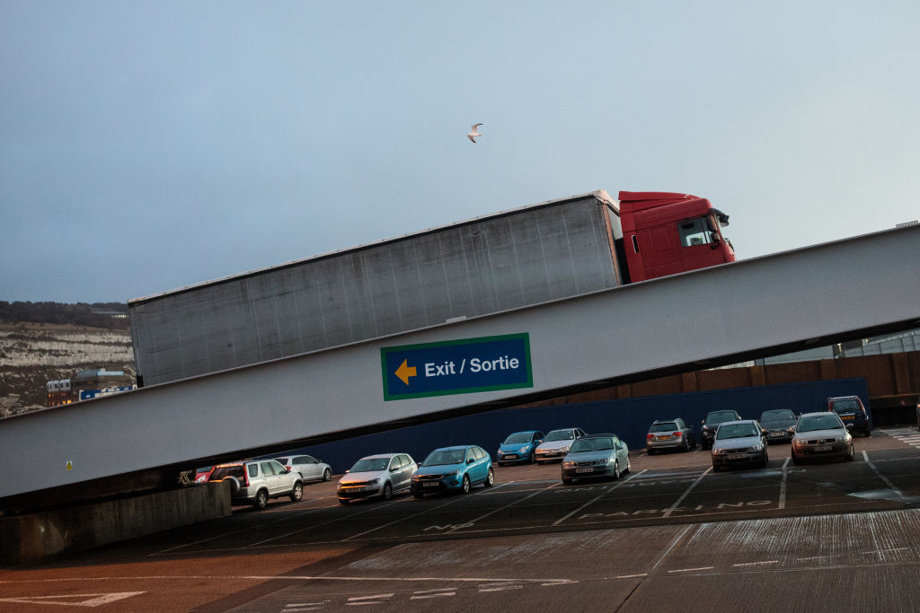 UK Haulage Firms Face Uncertain Future As Brexit Approaches