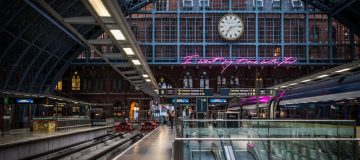 London is home to Europe's best train station