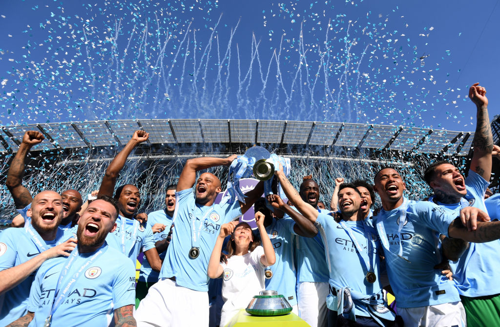 Manchester City banned from Europe for two years
