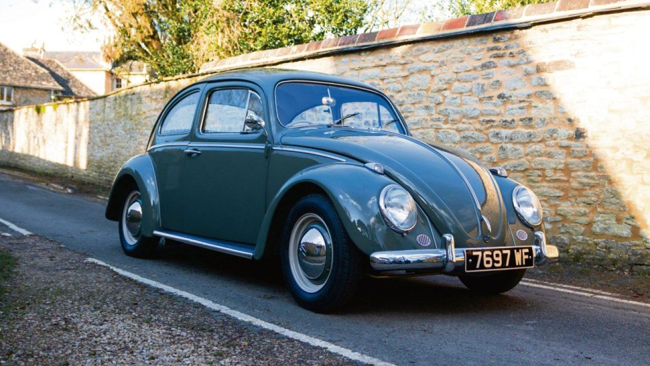The Electrogenic Volkswagen Beetle Converts The Classic Car To Electric Tesla Power Cityam Cityam